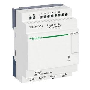 SR2D101FU ZELIO2CPCTNOCLK10I/O100-24