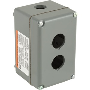 9001KY2 ENCLOSURE 2-HOLE NEMA 4