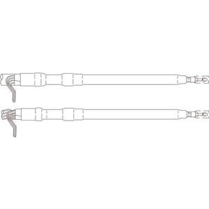 7642-T-110 3M�QTIII COLDSHR SI. 1C 250&3