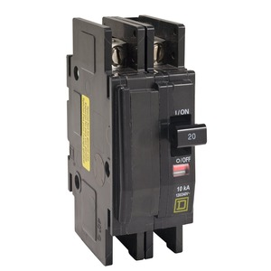 QOUQ260 MINIATURE CIRCUIT BREAKER 120/24