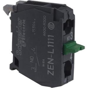 ZENL1111 CONTACT BLOCK IN/O FOR XALD
