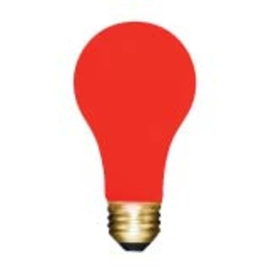 3005CR 25W CERAMIC RED