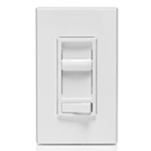 6674-P0W WH DIMMER INC/CFL/LED 1P/3WAY
