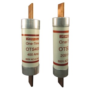 OTS60   SUPER ONE-TIME FUSE