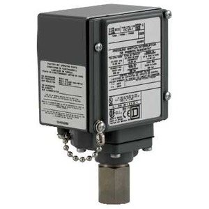 9012GCW2   SQ-D PRESSURE SWITCH