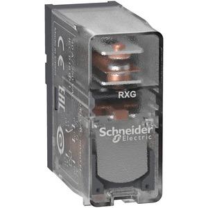 RXG15B7 1CO 10A RELAY CLEAR 24VAC