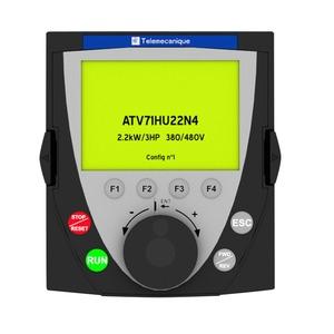 VW3A1101 ATV71/61 REMOTE GRAPHIC TERMINA