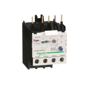 LR2K0314 OVERLOAD RELAY 5.5 - 8A