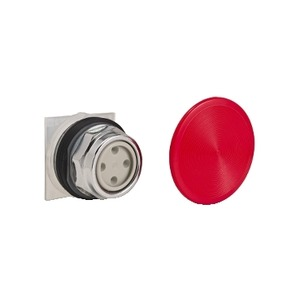 9001KR5R  BIG SNAP-IN RED MUSH.