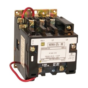 8502SAO12V02S MAG CONT SIZE 00 TYPE 1 12