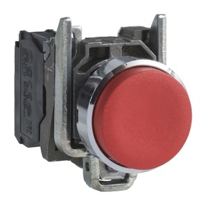 XB4BL42 PUSHBUTTON SWITCH
