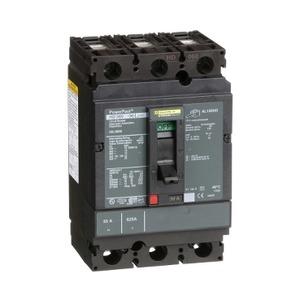 HDL36050 3P 600V 50A LUG-LUG MCCB