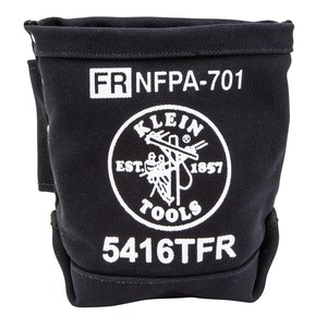 5416TFR FLAME-RETARDANT CANVAS BOLT BAG