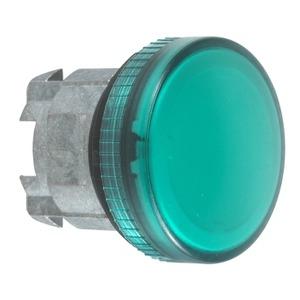 ZB4BV033 GRN PILOT LIGHT HEAD FOR LED