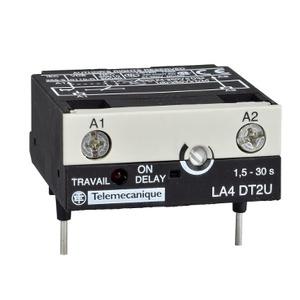LA4DT0U ELECTRONIC TEMPORISER
