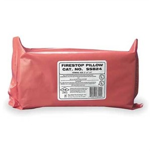 "SSB24 FIRESTOP PILLOW 2""X4""X9"""