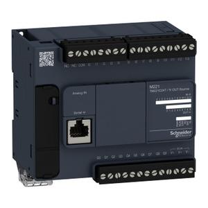 TM221C24T CONTROLLER M221-24IO TR.SOURCE