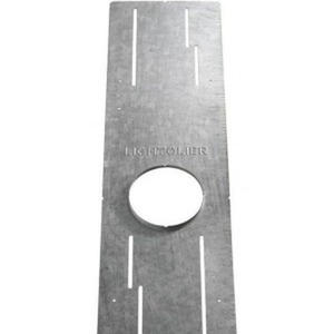 0089L 3-3/4 MOUNTING PLATE FOR 300MR