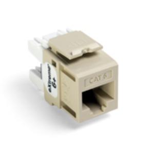 61110-RI6 Q/P CONNECTOR CAT 6 IVO