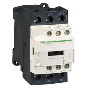 LC1D32BD CONT. 32A 3 POLES 24VDC