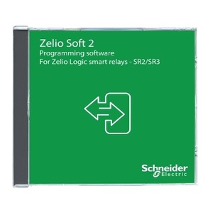 SR2SFT01 ZELIO2 SOFTWARE