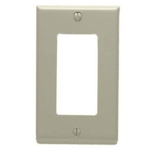80401-T LIGHT ALMOND 1G DECORA PLATE
