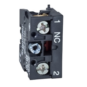 ZB2-BE102 ADD CONTACT 1NC