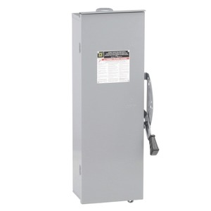 DTU323RB 100A 240V 3POLE NON-FUSIBLE TYP