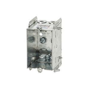 "BC-2104-LLE BOX 2 1/2"" NON-GANGABLE"