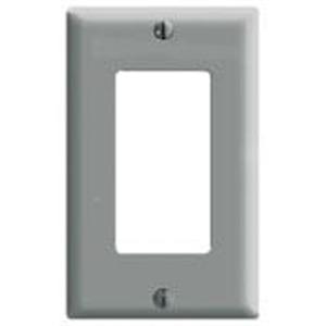80401-GY GREY 1G DECORA PLATE