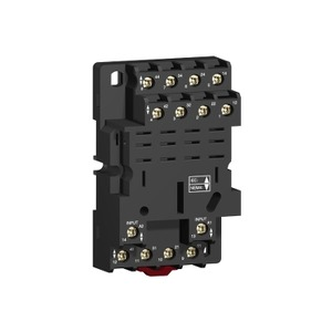 RPZF4 BASE FOR RPM4 RELAY