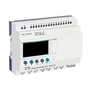 SR3B261FU PROG. RELY 120VAC 26I/O CLK/D
