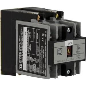 8501XO20V04 RELAY 600VAC 10AMP NEMA +OPT