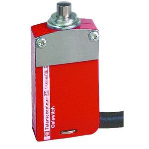XCSM4110L2 2NO2NC SA 2M CABLE METAL