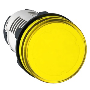 XB7EV05BP LED YELLOW PILOT LIGHT 24 V
