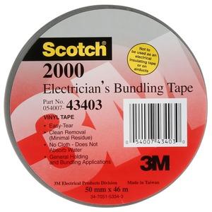 2000-2X50 SCOTCH�ELECTRICIANS DUCTTAPE