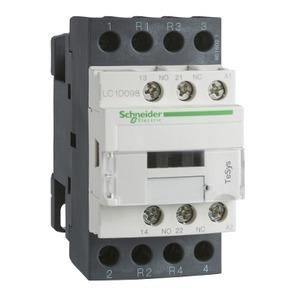 LC1D128BD CONTACTOR 12A 2P/2R24VDC