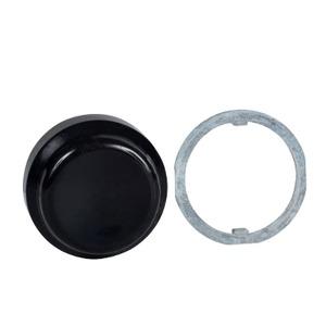 9001KU1  BLACK PROTECTIVE CAP