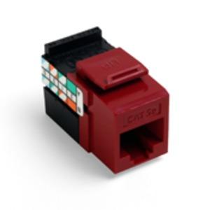 5G108-RR5 CAT5E CONN RED