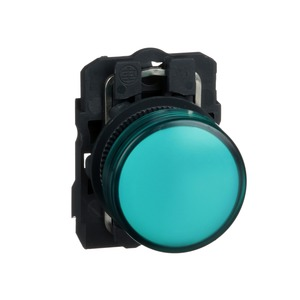 XB5AVG3 PILOT LIGHT 110-120V - GREEN LED