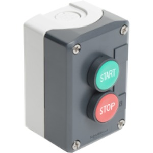 XALD215H7 2 PUSH BUTTONS CONT. BOX