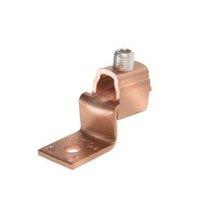 KLU400 SCRULUG,CU1/0-500,1H,3/8