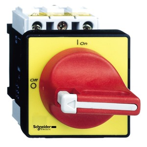 VCD0 20ASW.KIT W/1 HOLE MTG.RED/YELLOW O