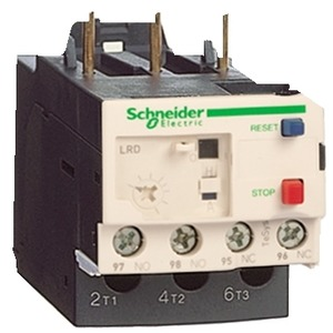 LRD02 OVERL. RELAY .16-.25A TESYS