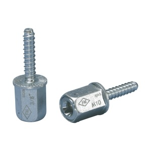 CRLA37EG 3/8IN ANCHOR SCREW CADDY RODLOC