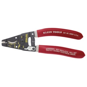 63020 MULTI CABLE CUTTER 7IN RED/GRE
