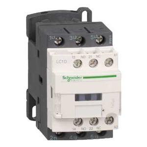 LC1D09BL CONT 9A 1NO+1NC 24W 24V DC SUPP