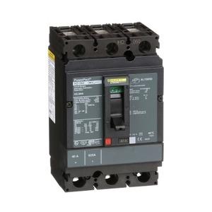HDL36040 3P 600V 40A LUG-LUG MCCB