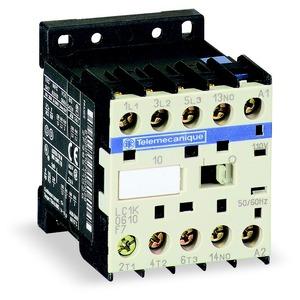 LC1K0610M7 CONTACTOR 575VAC 6AMP IEC +OP