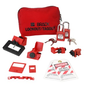 99296 BREAKER LO SAMPLER KITW/ SAFETY LO